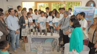Alumnos de la Escuela Digital de La Carolina fueron premiados por cuidar medio ambiente