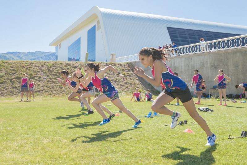 El atletismo del Campus vivió una atractiva competencia interna