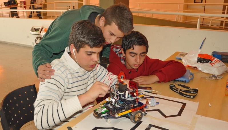 Los talleres de robótica vuelven a abrir sus puertas en San Luis