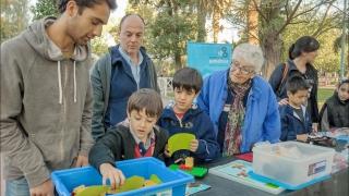 Los talleres recreativos de robótica recorrieron la provincia