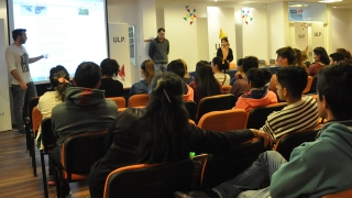 Alumnos de Carpintería tuvieron una jornada educativa en la ULP