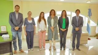 La ULP estrecha vínculos con el Instituto Intercultural de Mendoza