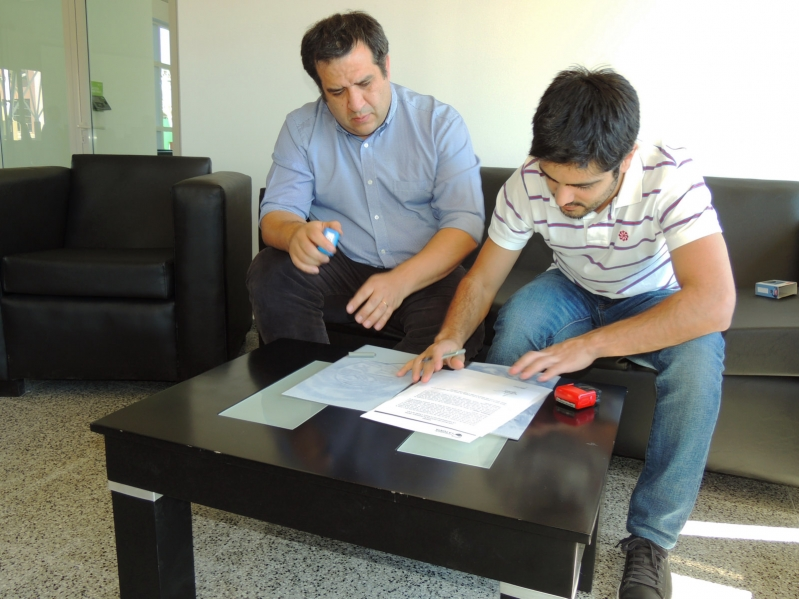 La empresa RUNA ID sumará recursos humanos formados por la ULP