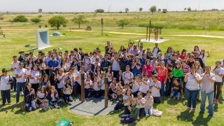 Más de 200 personas disfrutaron del equinoccio de otoño en el Parque Astronómico