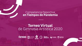 """Gran expectativa por el """"Torneo Virtual de Gimnasia Artística 2020"""""""