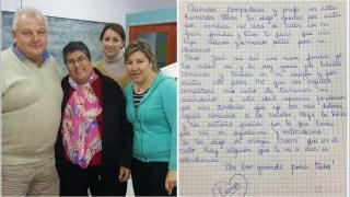 Educación sinónimo de Inclusión Social: el ejemplo de superación de una alumna del PIE