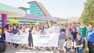 Los alumnos de 6° Año viajaron a Puerto Madryn