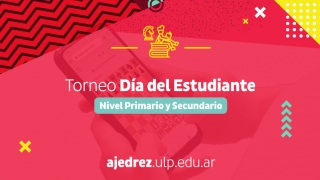 """Este 21 de septiembre se disputará el Torneo """"Día del Estudiante"""""""