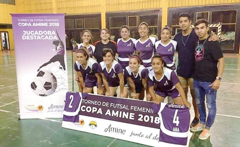 El futsal femenino empieza a definir el campeón provincial en el Campus