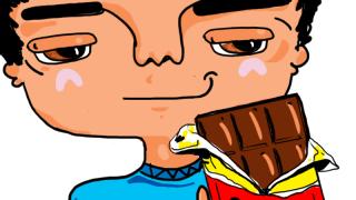 El problema de la barra de chocolate
