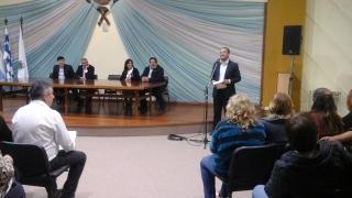 Candidatos de Compromiso Federal ratificaron la continuidad del PIE
