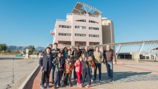Chicos de San Francisco vivieron una jornada integradora en la ULP