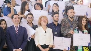 Más de 100 graduados recibieron su diploma en la ULP