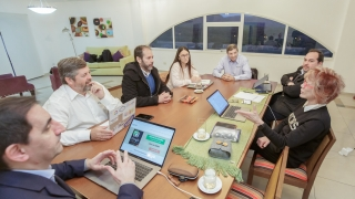 Especialistas internacionales reconocen la innovación tecnológica puntana