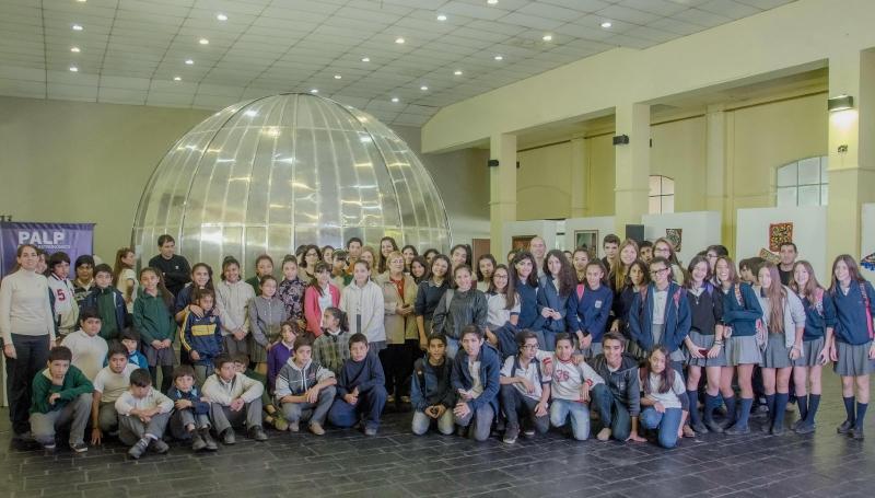 Una semana para descubrir la ciencia en Villa Mercedes