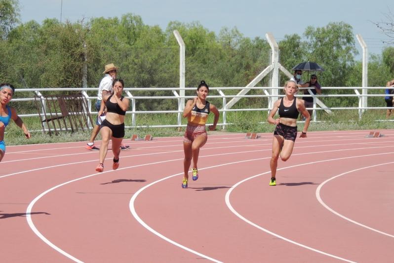 Los atletas del Campus ULP se superaron en el Nacional
