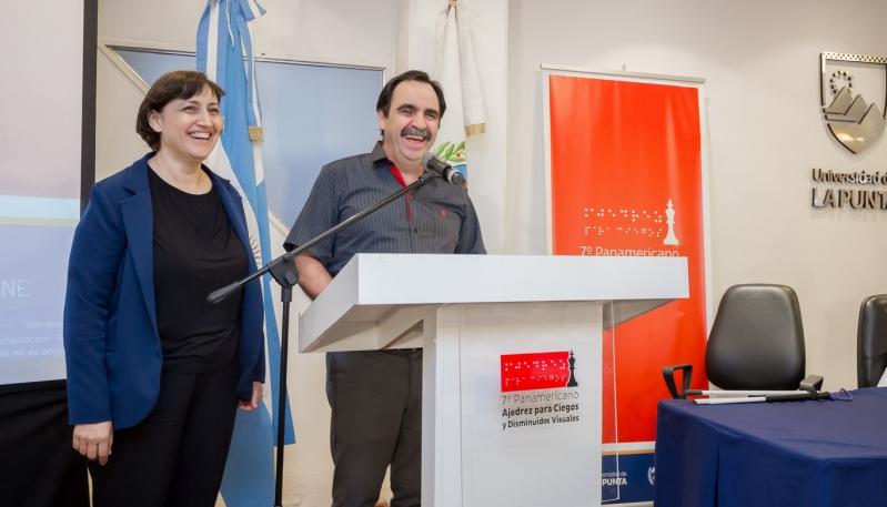 Ajedrez ULP, presente en el Congreso Educativo de Ajedrez
