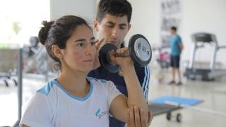 Keisy Perafán comenzó su pretemporada de verano en el Campus Abierto de la ULP