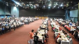 Alumnos de San Luis dieron cátedra de ajedrez en Mendoza