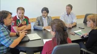 Se realizó un segundo encuentro con representantes de la Cámara de Industria de Software