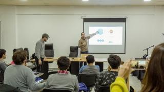 Matr: en la ULP se llevó adelante un taller gratuito de desarrollo de aplicaciones