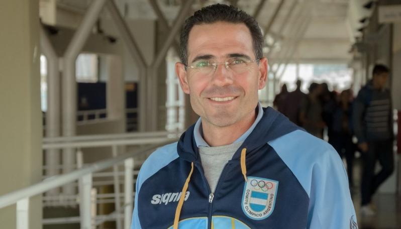 """""""Para el Comité Olímpico Argentino, el proyecto del Campus Abierto ULP es muy significativo"""""""