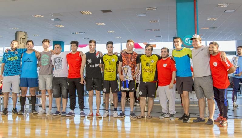 Los equipos de San Luis se impusieron en Copa San Luis de Handball