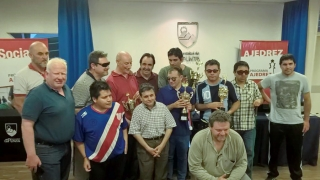 Los mejores ajedrecistas ciegos y disminuidos visuales del país, reunidos en la ULP