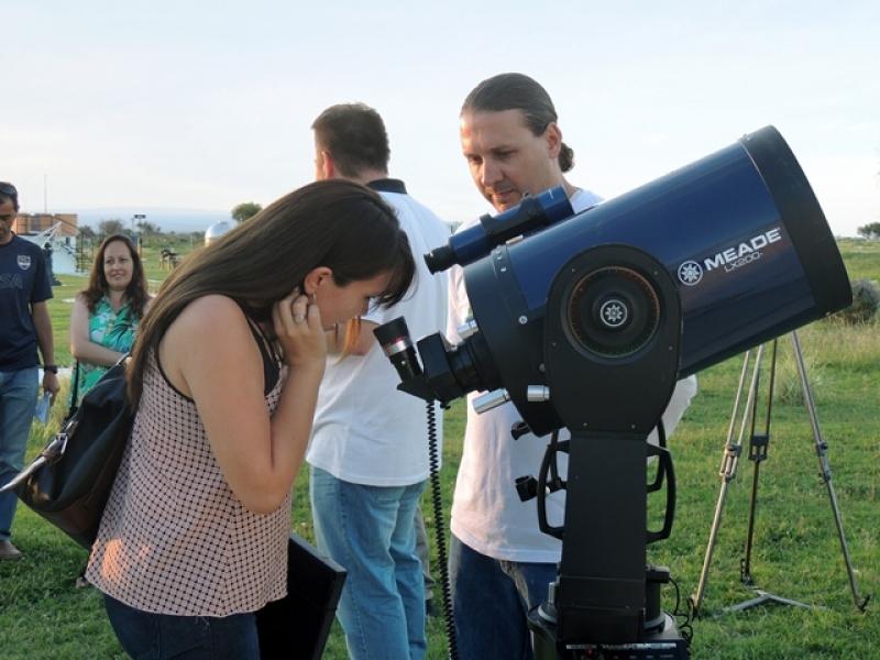 Informantes turísticos de toda la provincia conocieron la propuesta científica del PALP