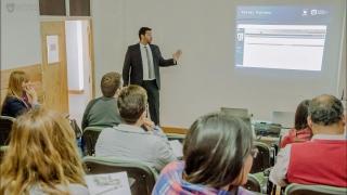 La ULP brindó el 1º Taller de Firma Digital en la Universidad Católica de Cuyo