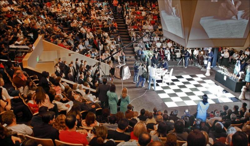 Una revolución federal e inclusiva llamada ajedrez