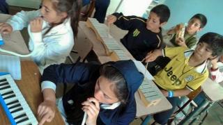La música como propuesta educativa en los talleres de Arte y Juego