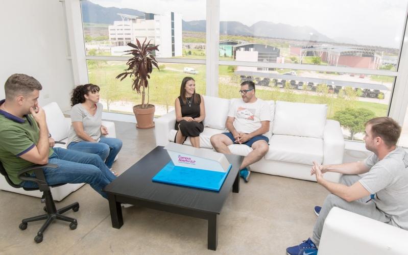 El Campus ULP y la Federación de Vóley trabajarán en conjunto en toda la provincia