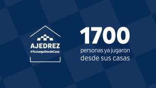 Mil setecientos personas jugaron al ajedrez digital con las propuestas de la ULP