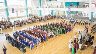 San Luis es sede del campeonato Argentino de Selecciones de Básquet masculino U13