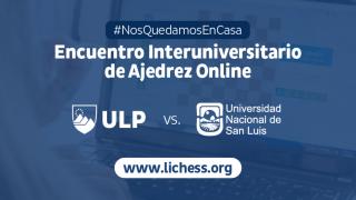 ULP y UNSL se midieron este sábado en un enfrentamiento amistoso