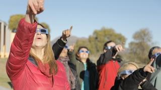 San Luis, una de las mejores provincias para ver el eclipse total de sol