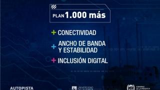 La tercera etapa del Plan Mil Más será inaugurada este miércoles en Merlo