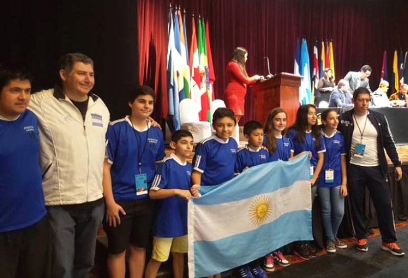 Buen inicio de los ajedrecistas puntanos en el Panamericano de Costa Rica