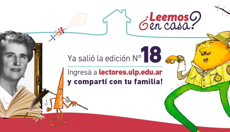 Ya está disponible una nueva edición de la Revista Leemos