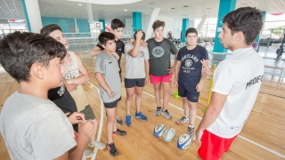 El Campus abre sus puertas a las pretemporadas de todos los deportes