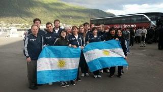 Alan Pichot y los integrantes del equipo olímpico anticipan el torneo de ajedrez más importante del año