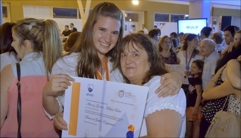 Egresados 2015: la ULP suma nuevos profesionales