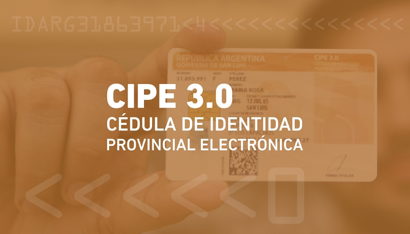 Se amplió el Centro de Emisión de CIPE del Edificio de la Ex Casa de Gobierno