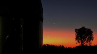 Febrero en el cielo: un mes de imperdibles fenómenos astronómicos