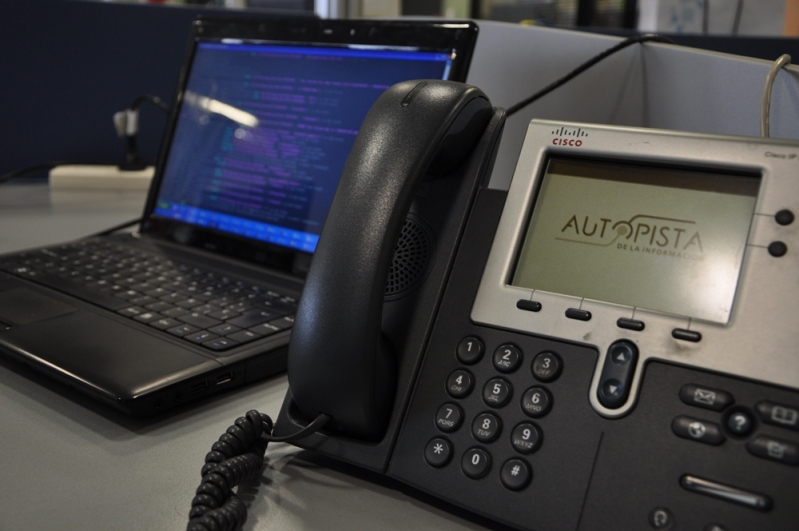 Telefonía IP, otra apuesta tecnológica de la AUI
