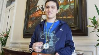 Alan Pichot buscará dar un nuevo paso  en San Luis para convertirse en Gran Maestro