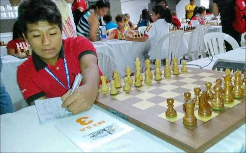 San Luis despliega su mejor ajedrez en tierra colombiana