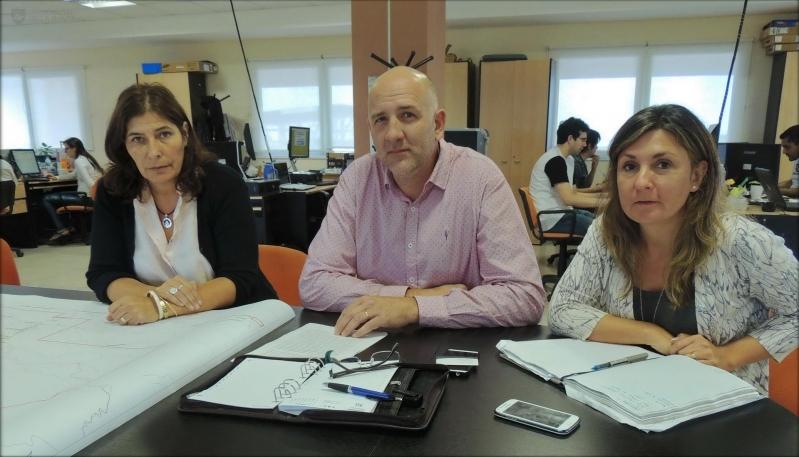 La ULP colabora en el desarrollo del ordenamiento territorial ambiental para El Trapiche