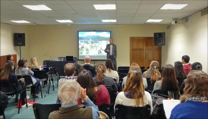 La ULP presente en el IV Foro Latinoamericano de Desarrollo Sostenible
